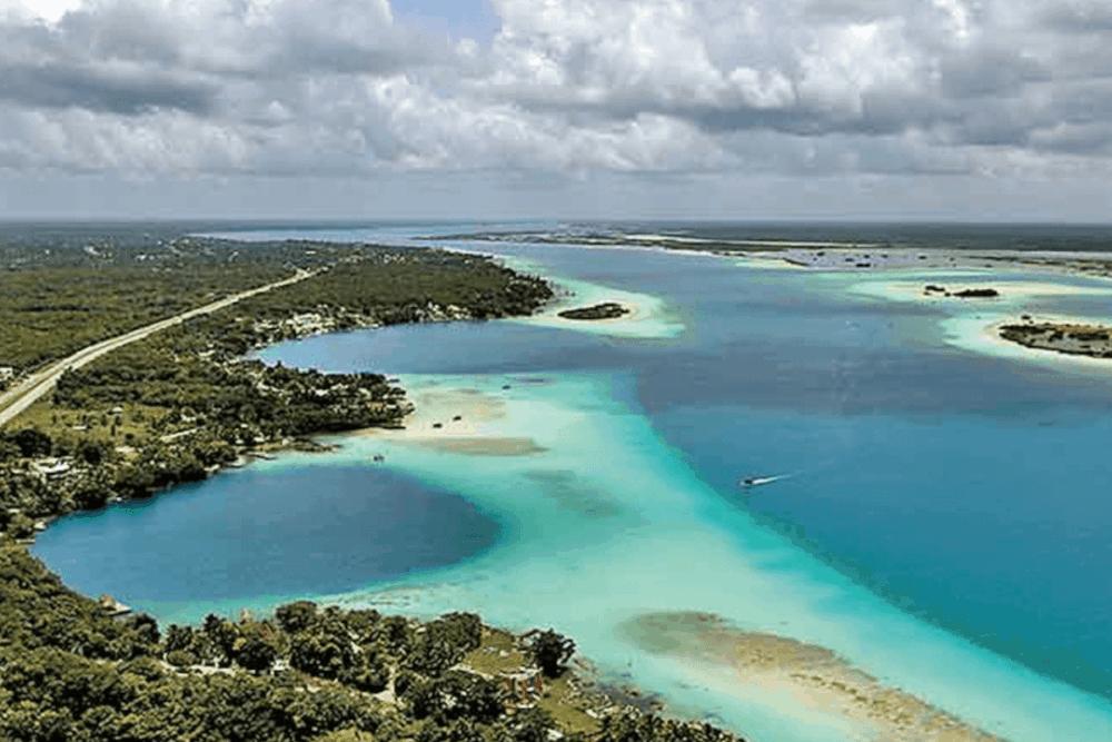 Qué hacer en Bacalar - La Laguna de Bacalar