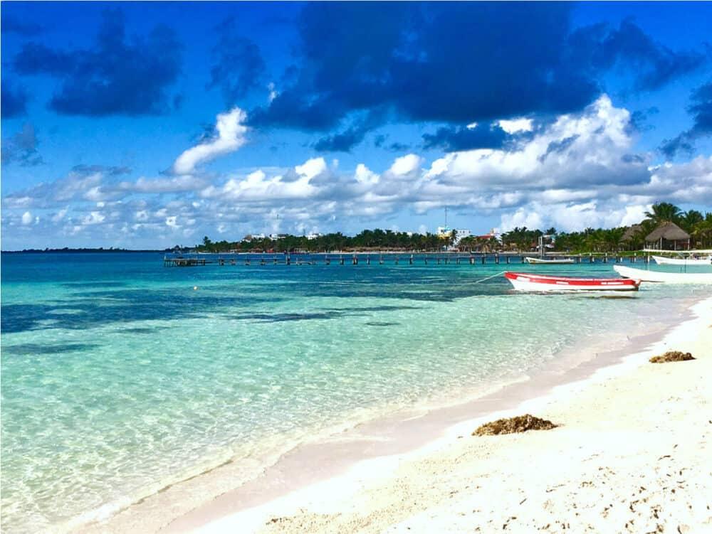 Qué hacer en Mahahual - Playa