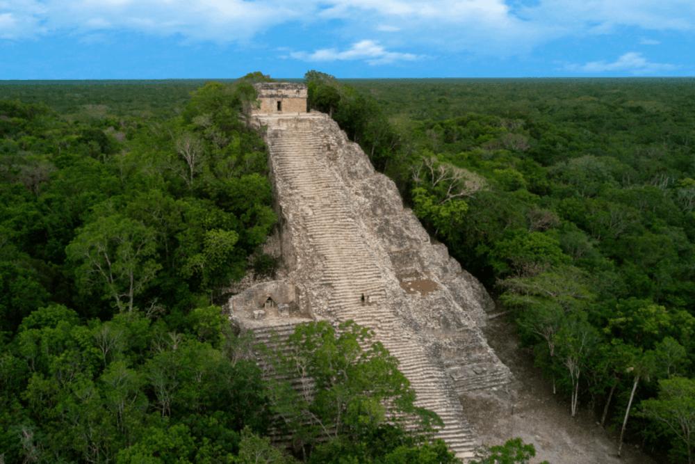 Qué hacer en Tulum - Zona Arqueológica de Cobá
