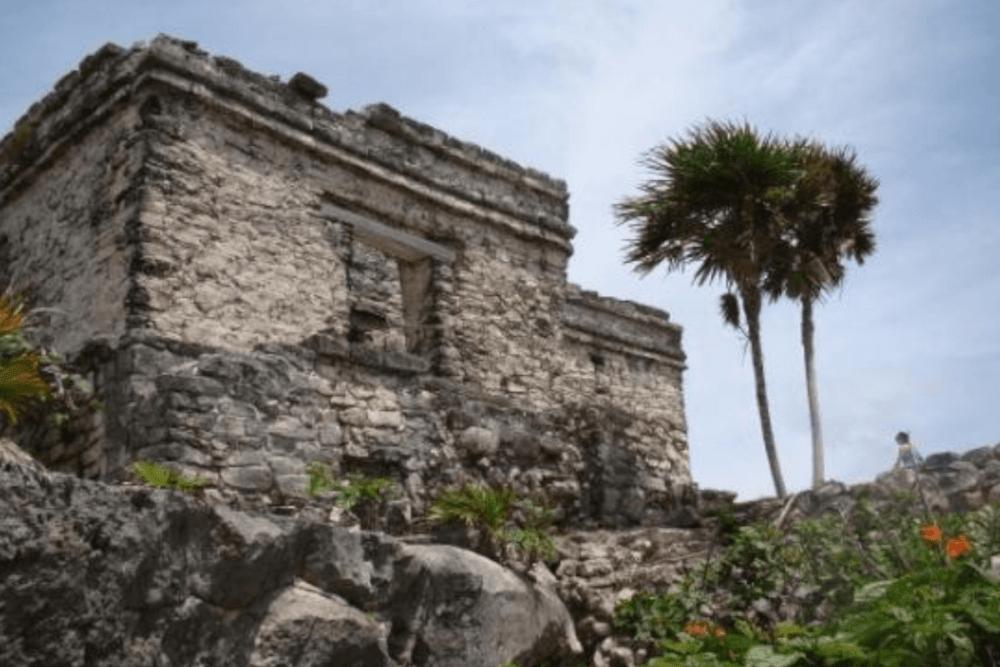 Ruinas de Tulum - Casa del Cenote