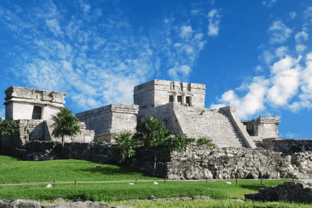 Ruinas de Tulum - El Castillo