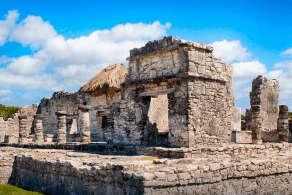 Ruinas de Tulum - El Palacio