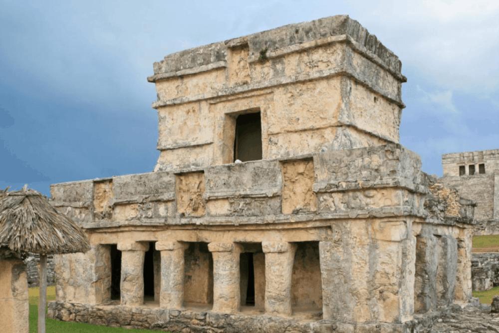 Ruinas de Tulum - El Templo de los Frescos