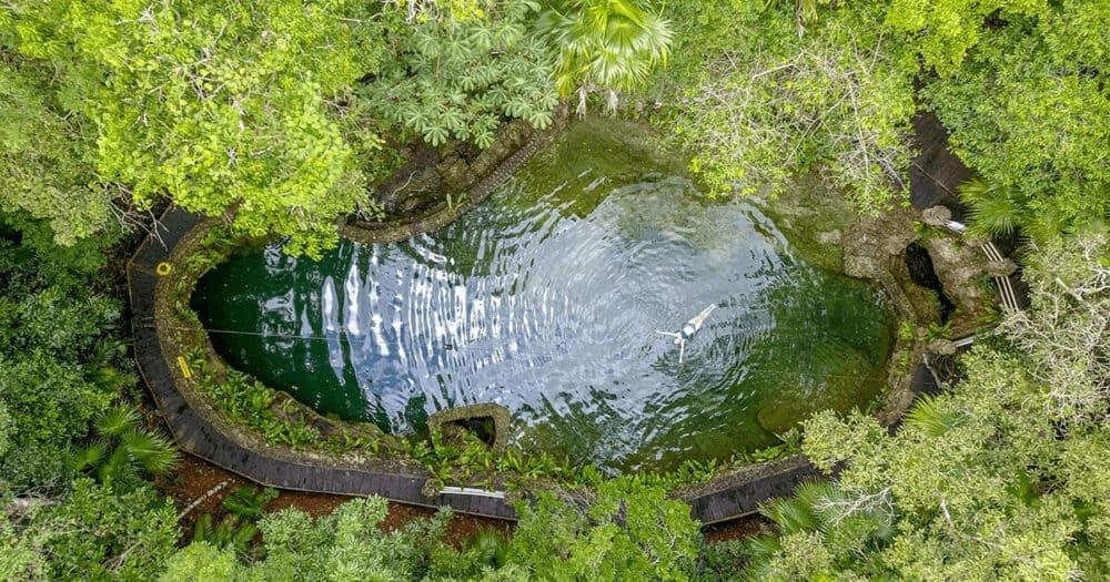 Ruta de los Cenotes Puerto Morelos - Boca del Puma