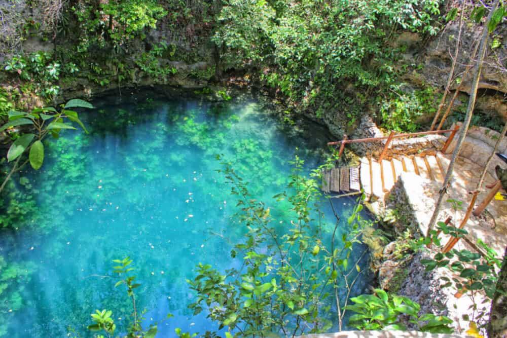 Ruta de los Cenotes Puerto Morelos - Cenote Reserva Toh