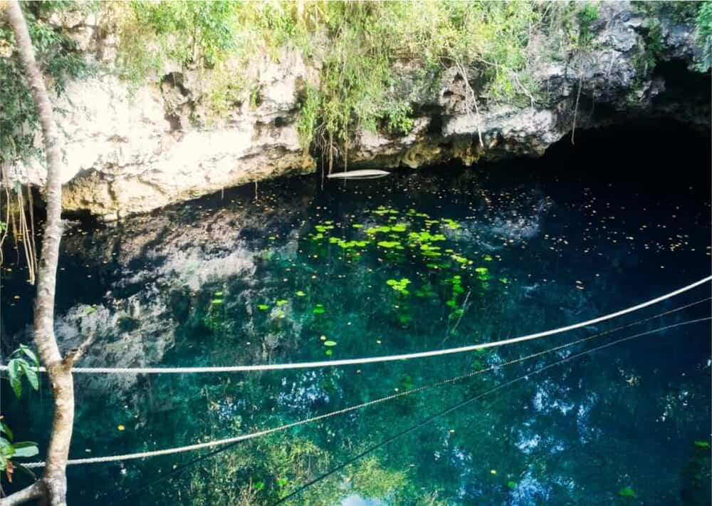 Ruta de los Cenotes Puerto Morelos - Lucero Verde