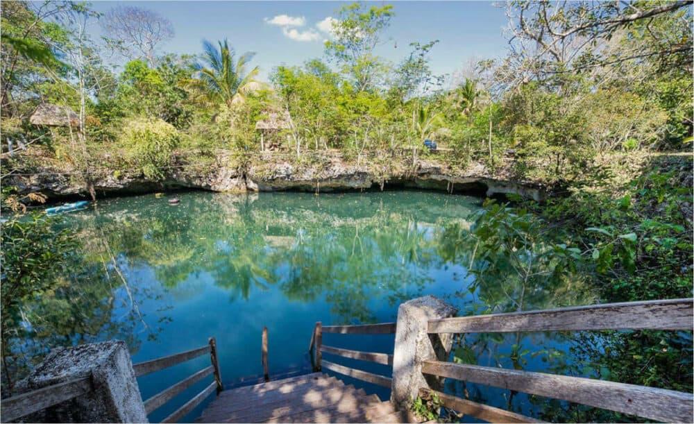 Ruta de los Cenotes Puerto Morelos - Popol Vuh