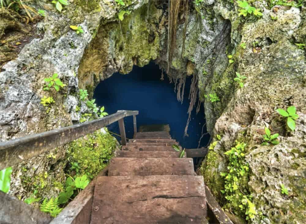 Ruta de los Cenotes Puerto Morelos - Siete Bocasv