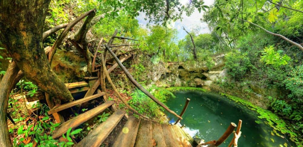Ruta de los Cenotes Puerto Morelos - Zapote