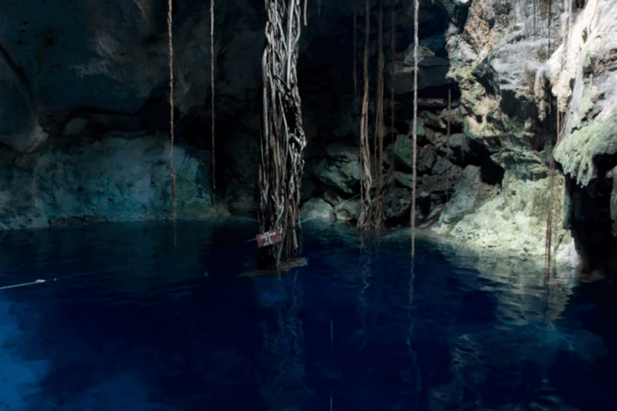 Cenotes de Yucatán - Cenote Chak-Zinik-Che