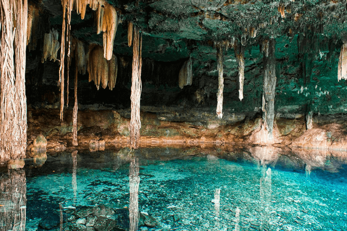 Cenotes de Yucatán - Cenote Kankirixche