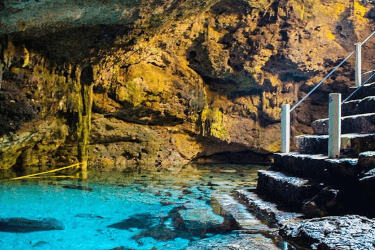 Cenotes de Yucatán - Cenote Sambula