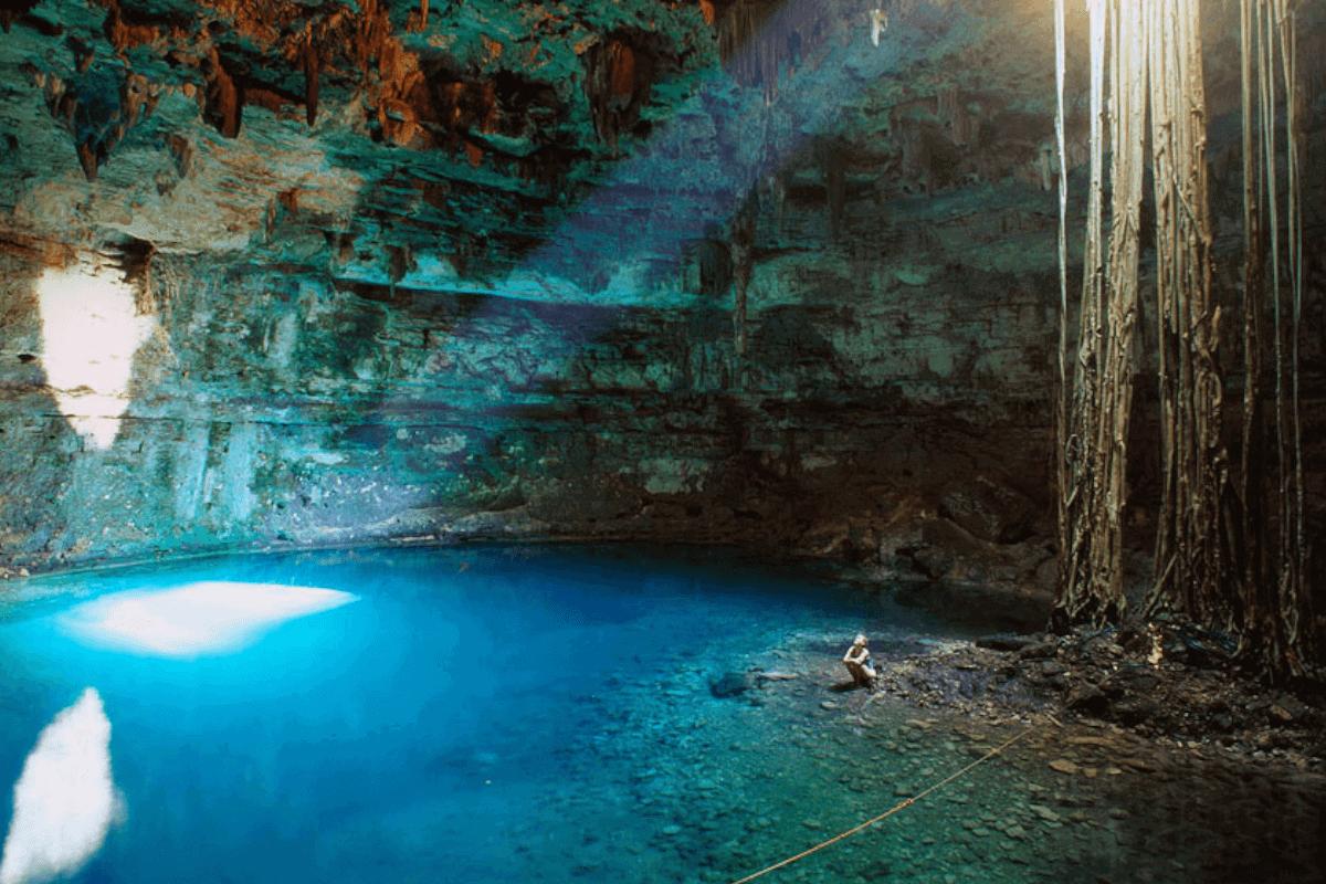 Cenotes de Yucatán - Cenote Samula