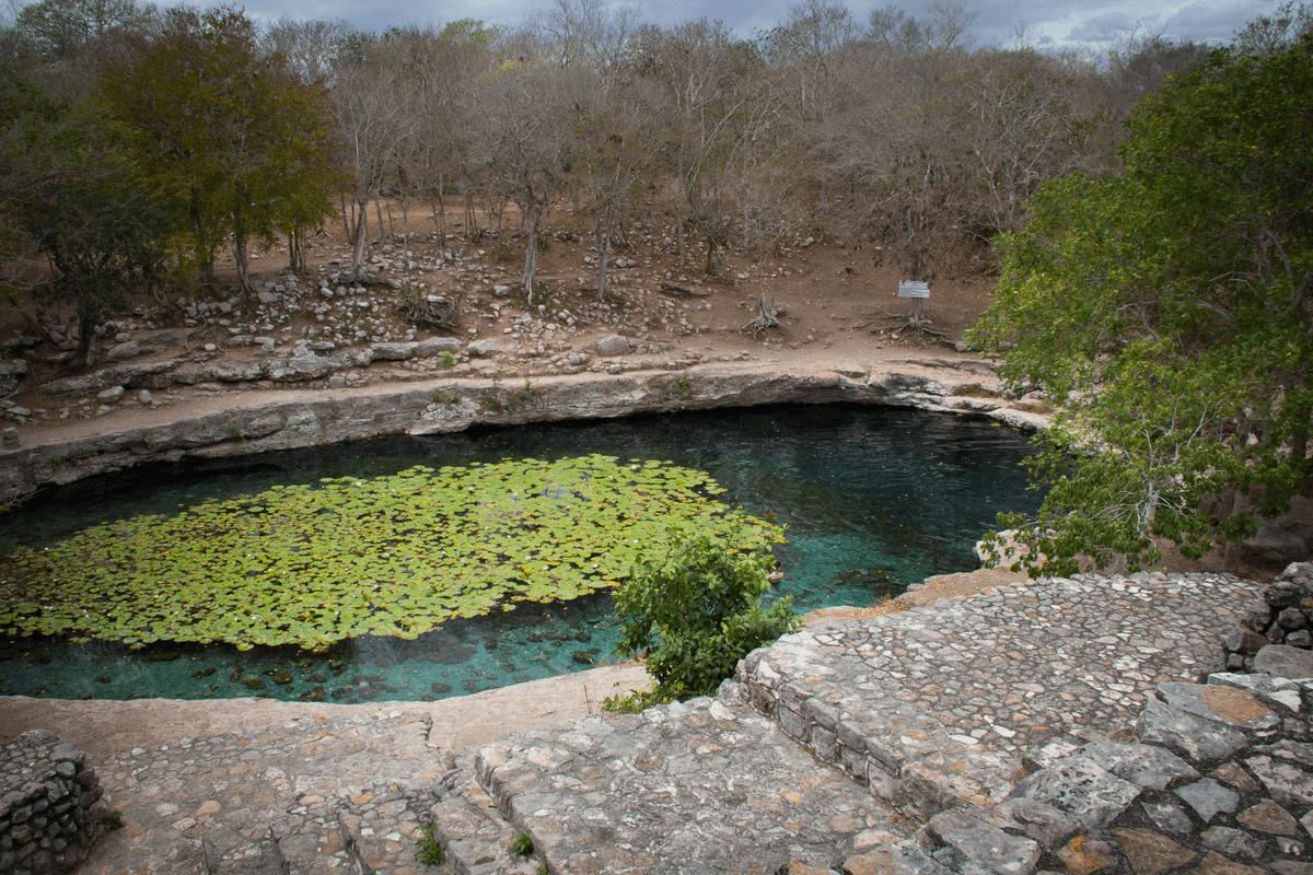 Cenotes de Yucatán - Cenote Xlacah