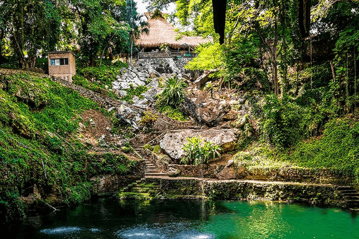 Cenotes de Yucatán - Cenote Zací