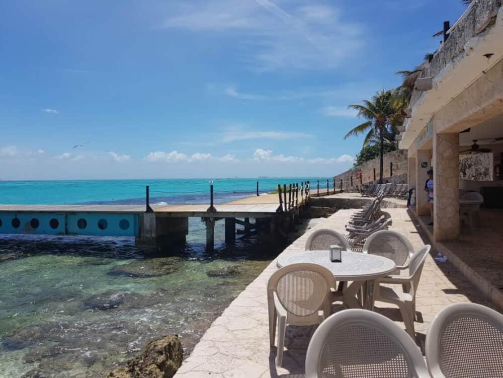 Garrafón Isla Mujeres - Arrecife Snack Bar