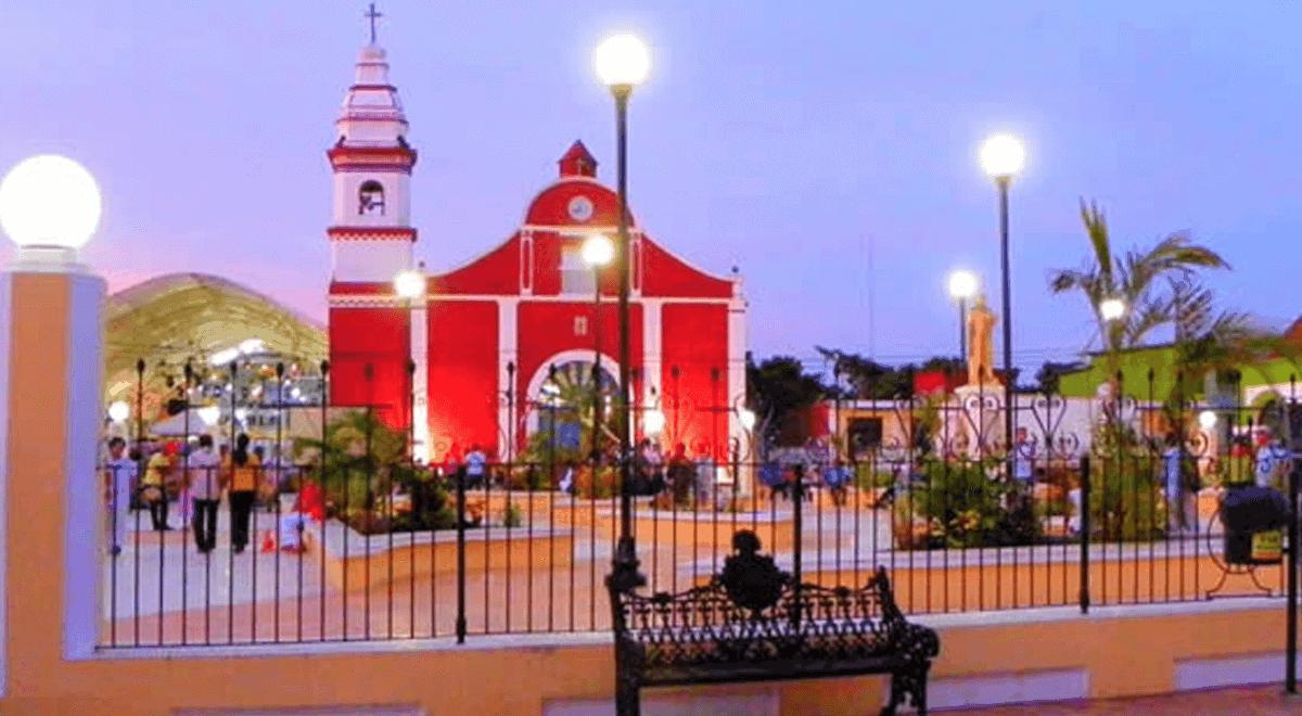 Palizada Campeche