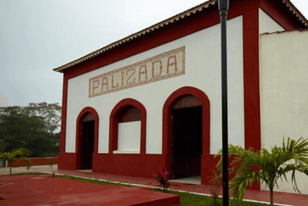 Palizada Campeche - El Mercado Municipal