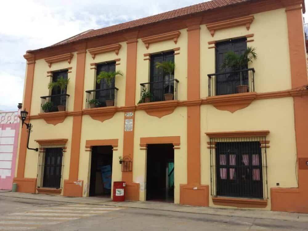 Palizada Campeche - El Palacio Municipal