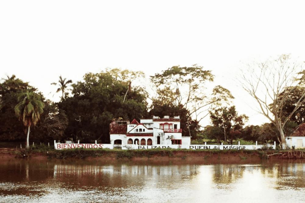 Palizada Campeche - La Casa del Rio