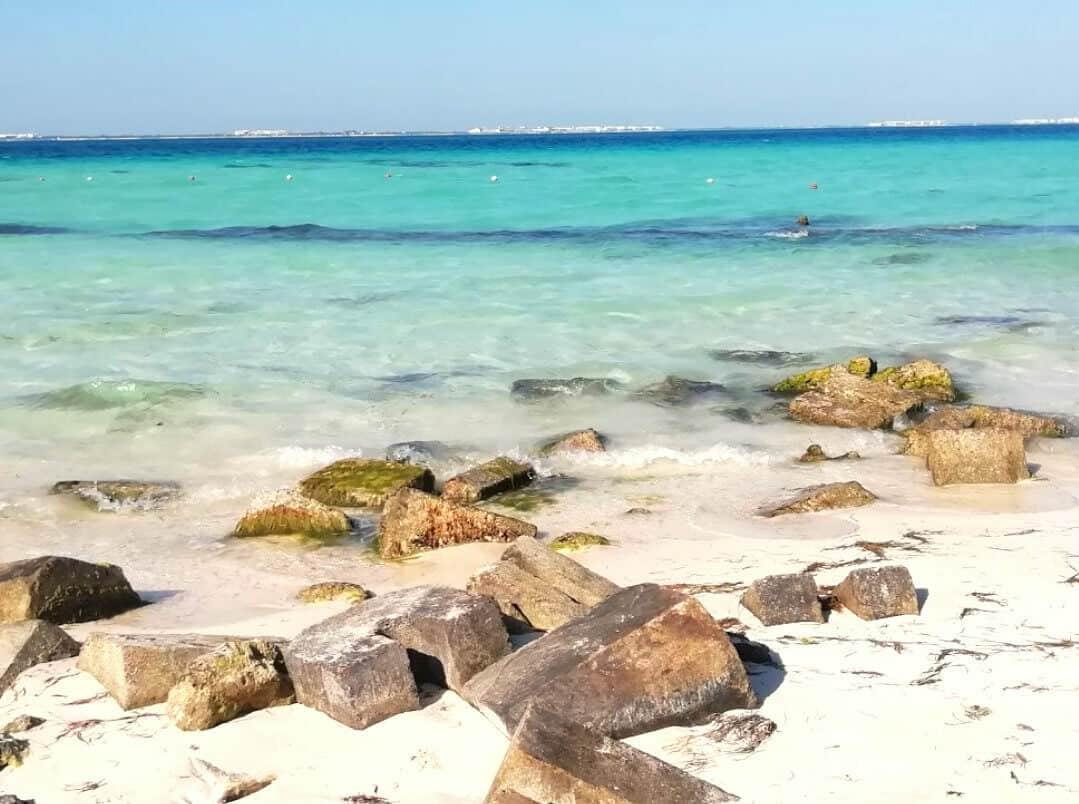 Playa Norte Isla Mujeres - Costa