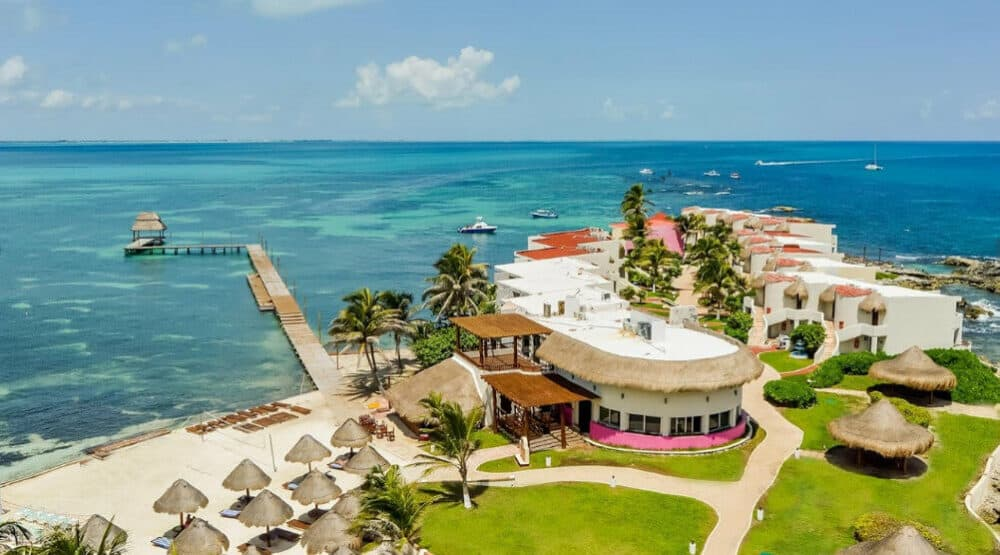 Playa Norte Isla Mujeres - Mia Reef