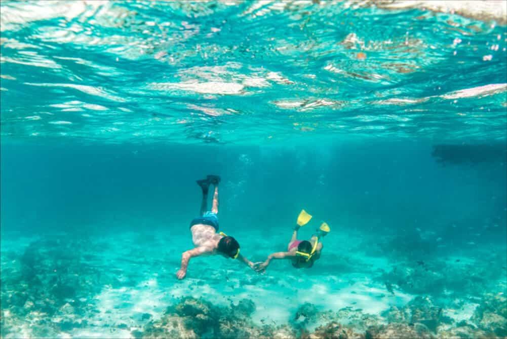 Playa Norte Isla Mujeres - Snorkel