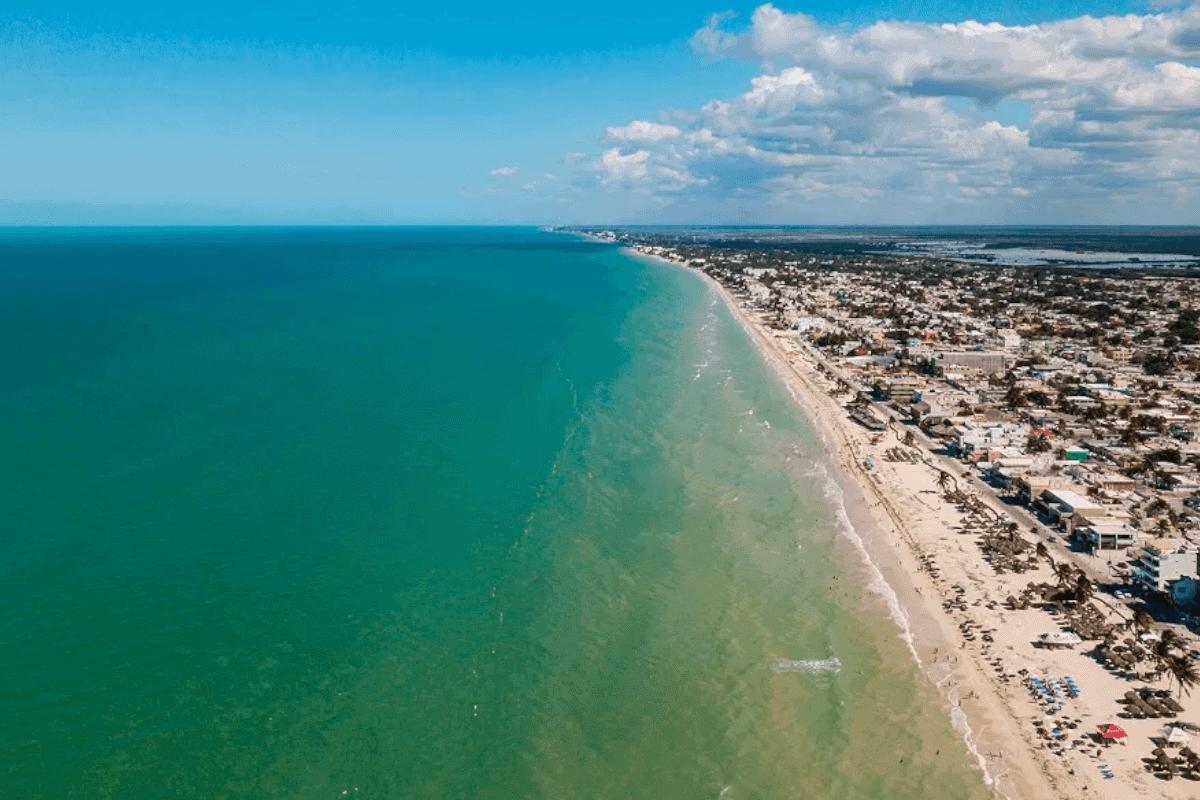 Playas de Yucatán - Playa Puerto Progreso