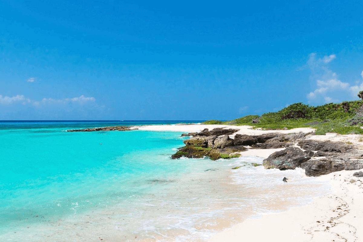 Playas de Yucatán - Playa Santa Clara