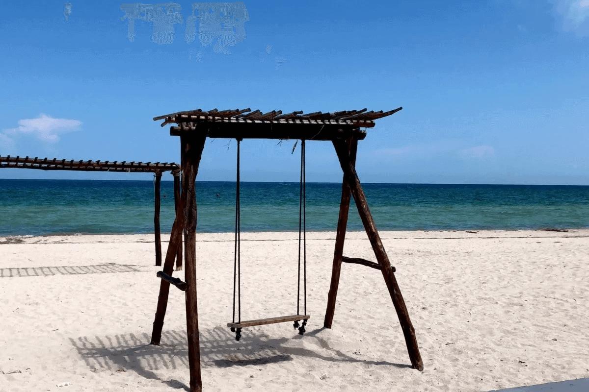 Playas de Yucatán - Playa Telchac Puerto