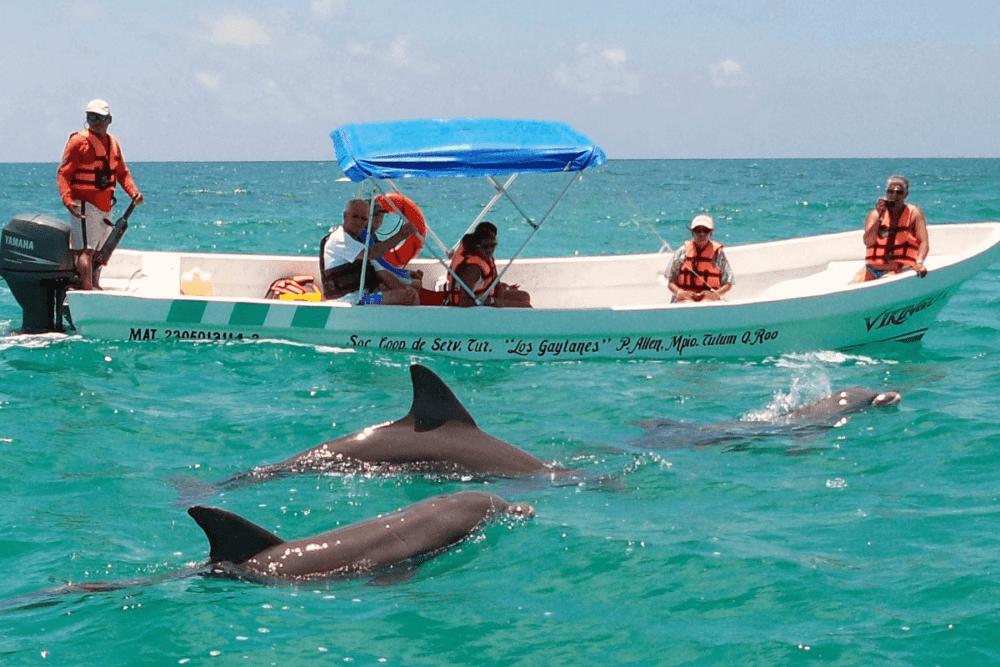 Punta Allen - Las cooperativas del pueblo
