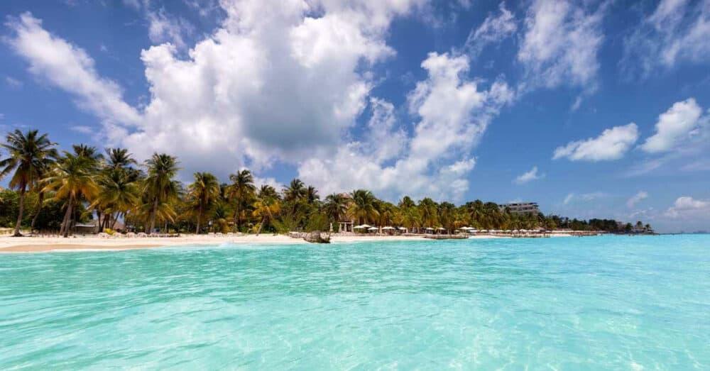 Qué hacer en Isla Mujeres - Playa Norte