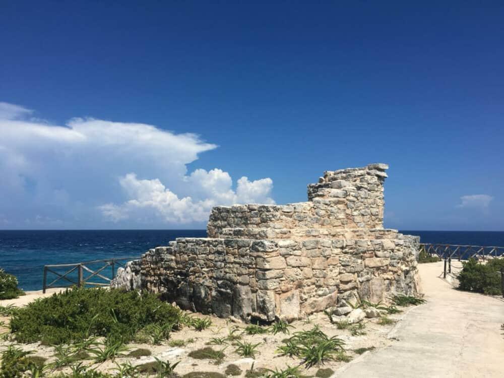 Qué hacer en Isla Mujeres - Templo diosa Ixchel