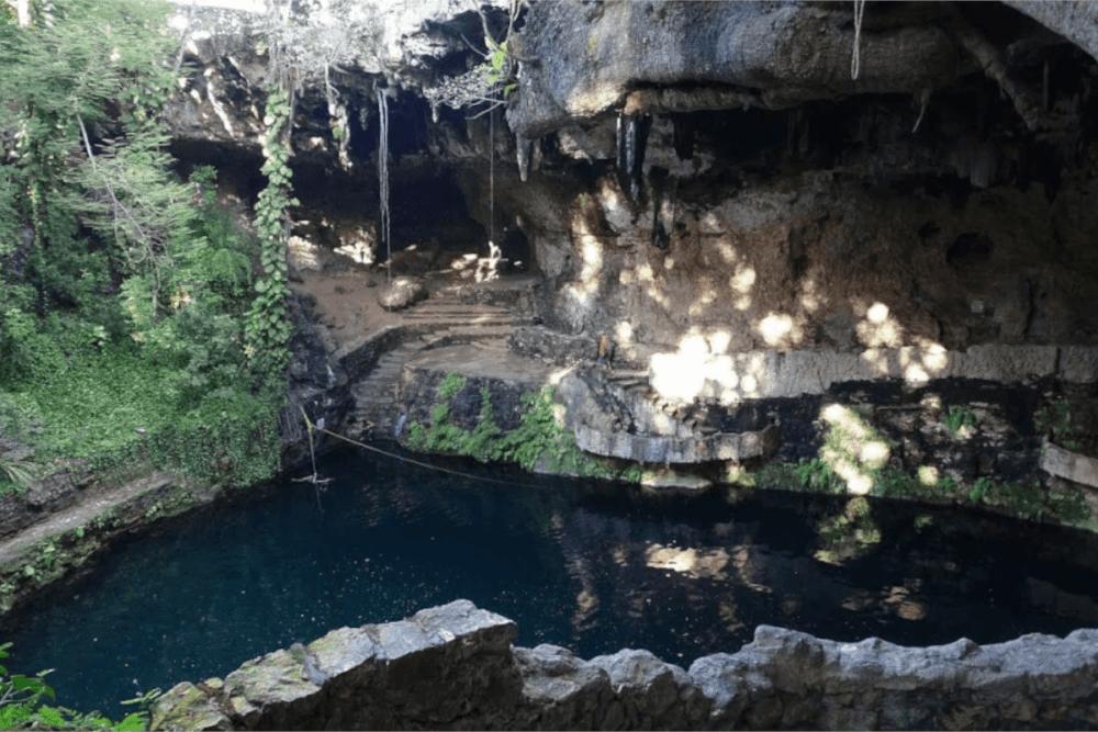 Qué hacer en Valladolid Yucatán - Cenotes