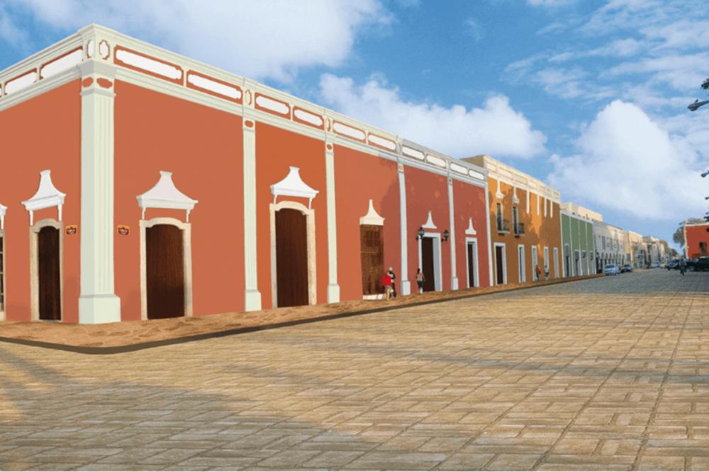 Qué hacer en Valladolid Yucatán - Date una vuelta por la calzada de los Frailes