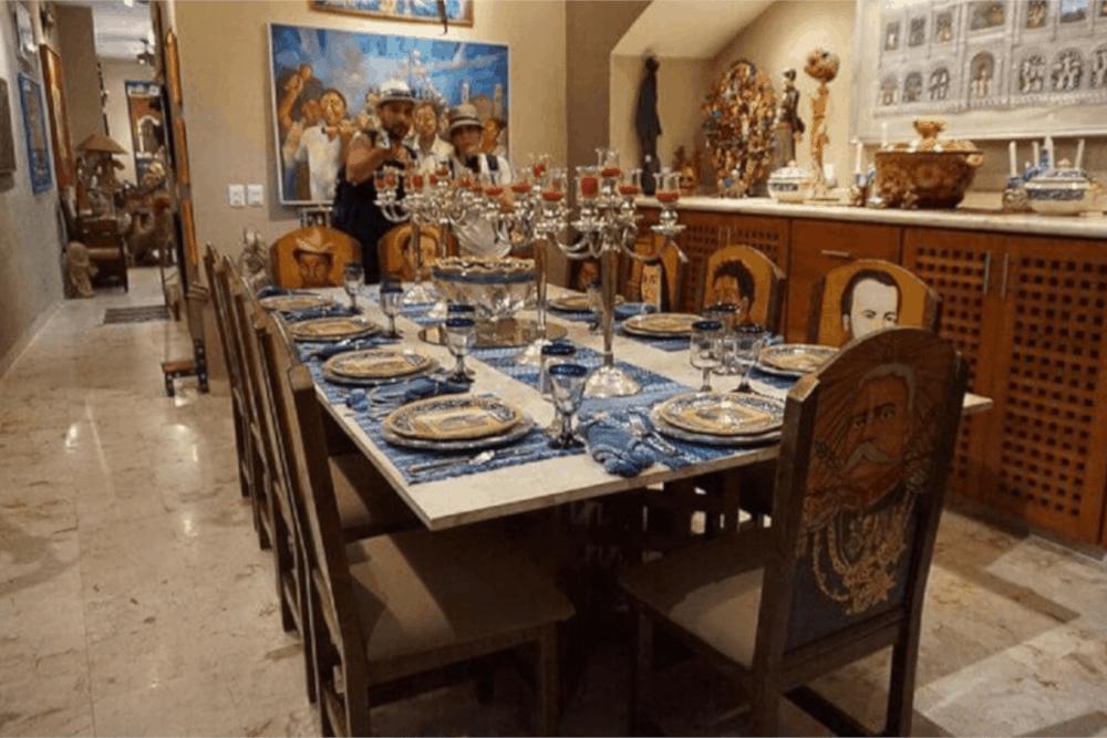 Qué hacer en Valladolid Yucatán - Visita la Casa de los Venados