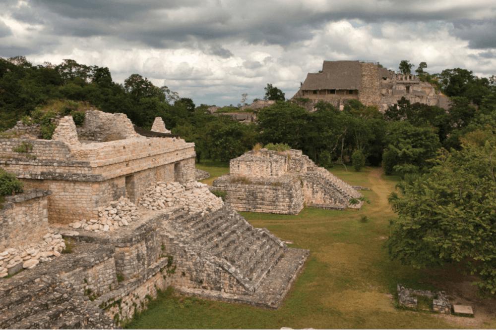 Qué hacer en Valladolid Yucatán - Zona Arqueológica de EK Balam