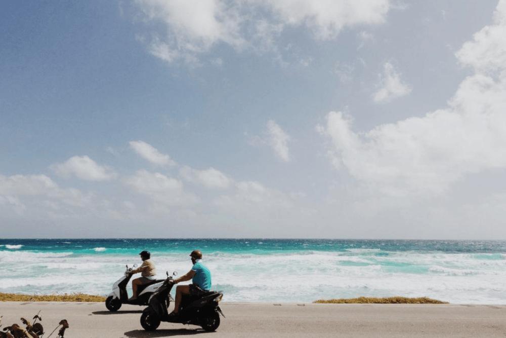 Sian Ka'an Quintana Roo - Alquiler o vehículo propio