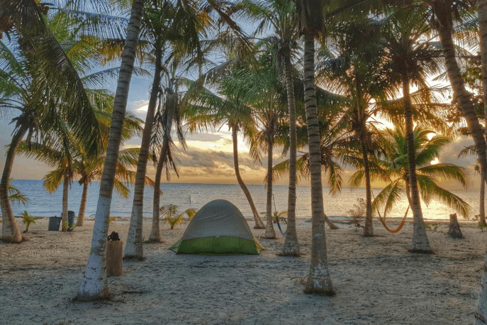 Sian Ka'an Quintana Roo - Camping de aventuras