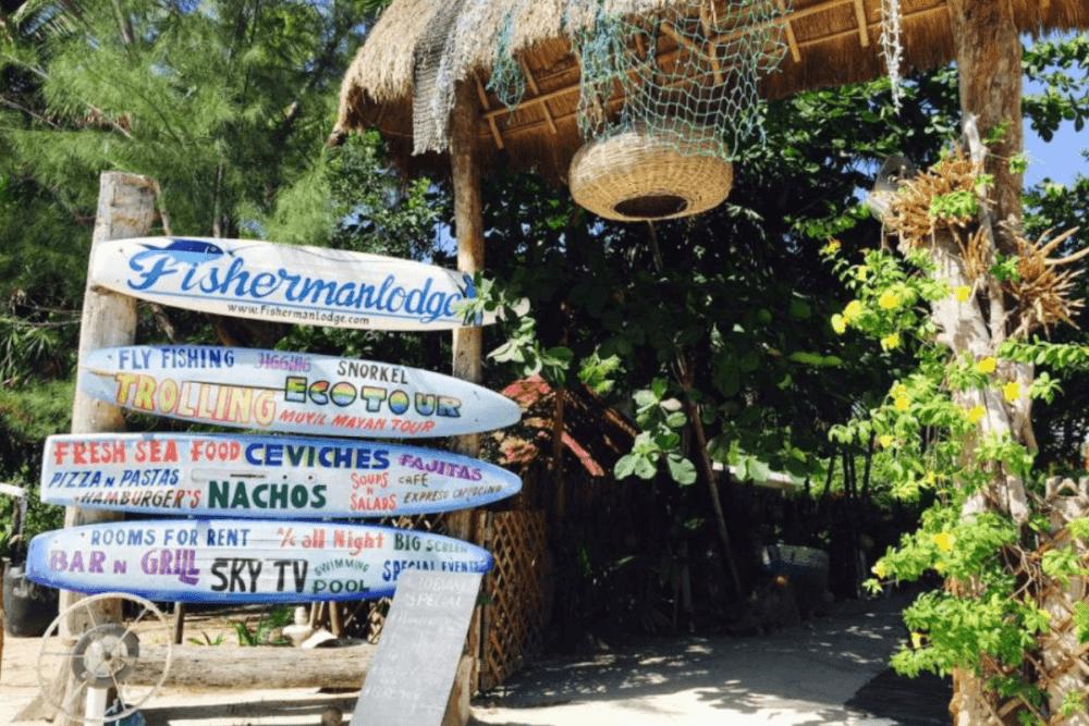 Sian Ka'an Quintana Roo - Reserva en Punta Allen