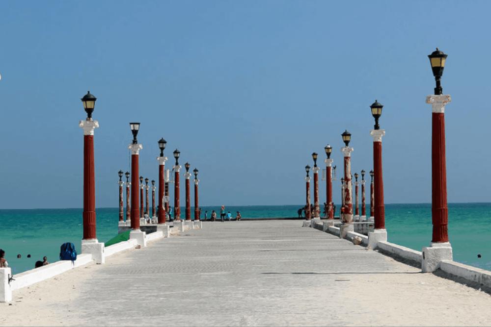 Sisal Yucatán - El Muelle de Sisal
