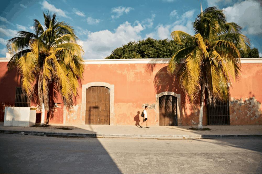 Sisal Yucatán - La Casa de la Emperatriz Carlota