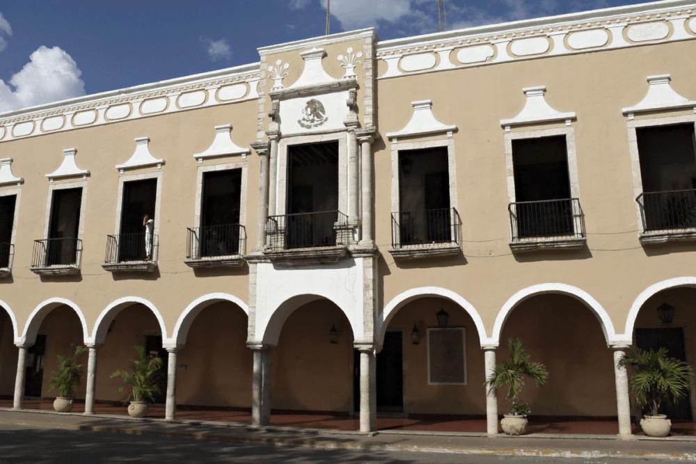 Valladolid Yucatán Pueblo Mágico - Palacio Municipal