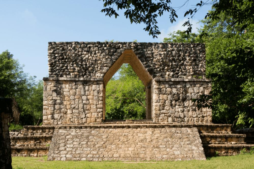 Valladolid Yucatán Pueblo Mágico - Zona Arqueológica Ek Balam