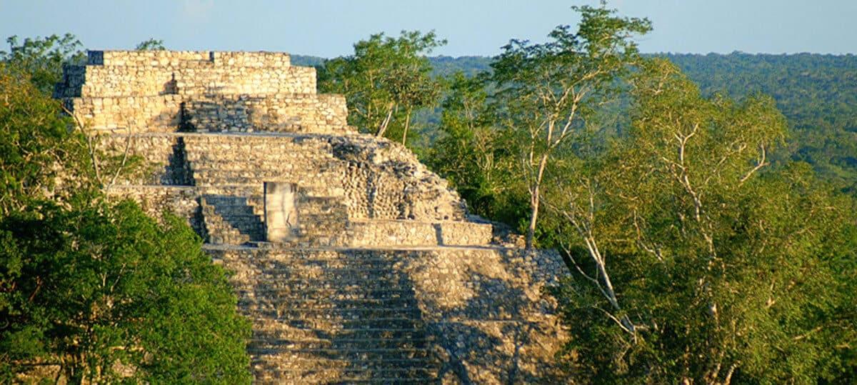 Calakmul Campeche - Historia de la antigua ciudad maya