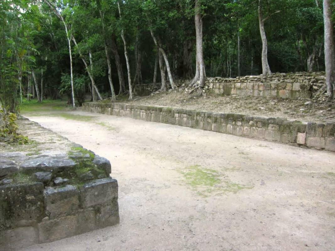 Calakmul Campeche - Juego de pelota