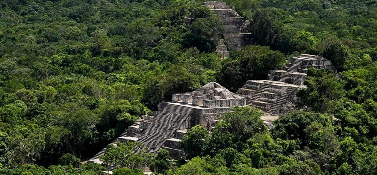 Calakmul Campeche - Zona Arqueológica