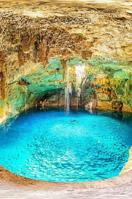 Cenotes de Cuzamá