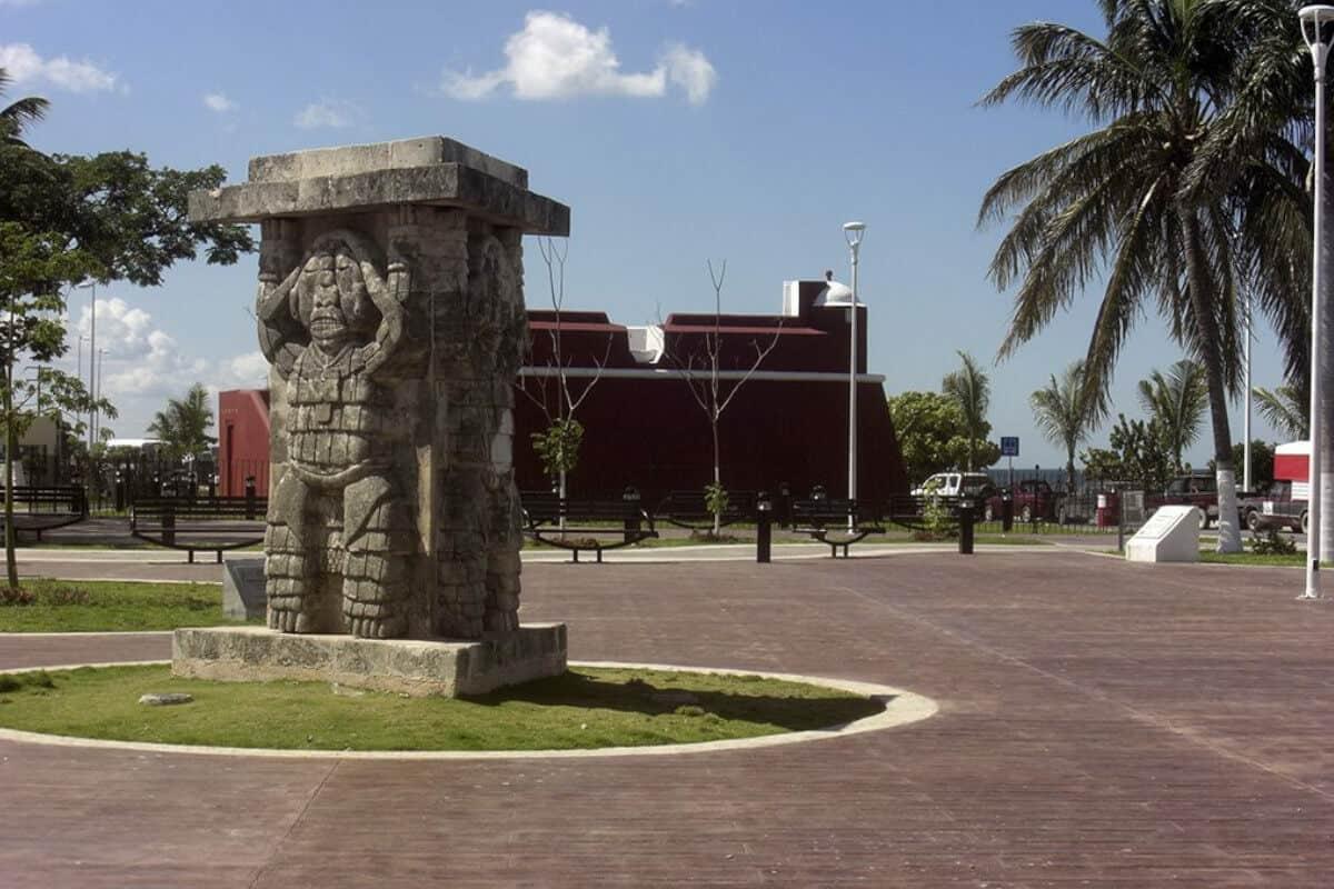 Champotón Campeche - El Parque de las Américas