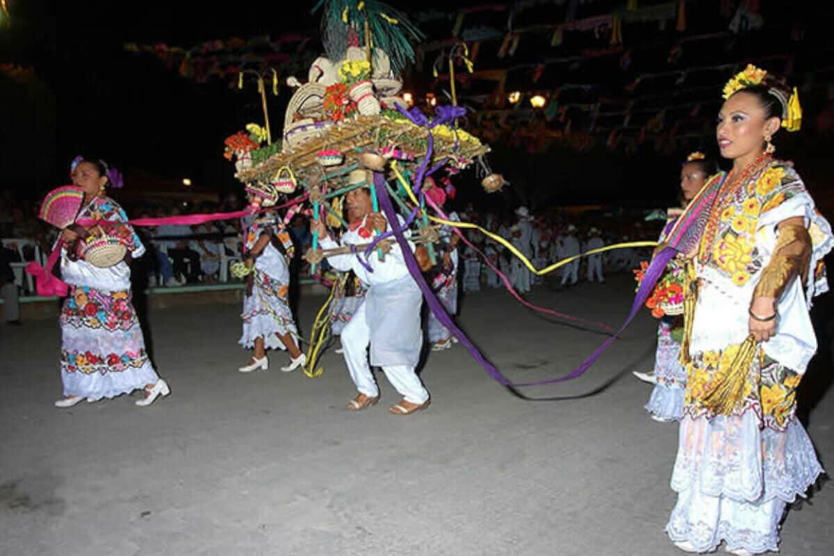 Champotón Campeche - Fiestas populares de Champotón